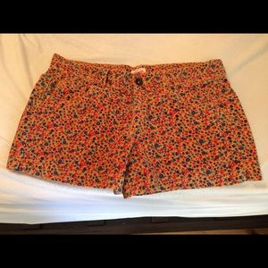 Mossimo Supply Co. Size 9 Juniors Corduroy Shorts